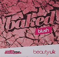 Духи, Парфюмерия, косметика Румяна для лица - Beauty UK Cosmetics Baked Blusher
