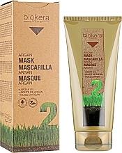Духи, Парфюмерия, косметика Маска с аргановым маслом - Salerm Biokera Argan Mask