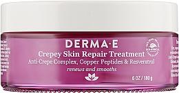 Духи, Парфюмерия, косметика Антивозрастное средство для восстановления кожи - Derma E Crepey Skin Repair Treatment