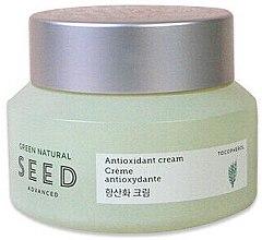 Духи, Парфюмерия, косметика Антиоксидантный крем для лица - The Face Shop Green Natural Seed Antioxidant Cream