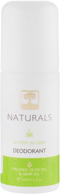 Дезодорант для тела с конопляным маслом - BIOselect Naturals Deodorant