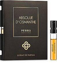 Духи, Парфюмерия, косметика Perris Monte Carlo Absolue d'Osmanthe - Духи (пробник)