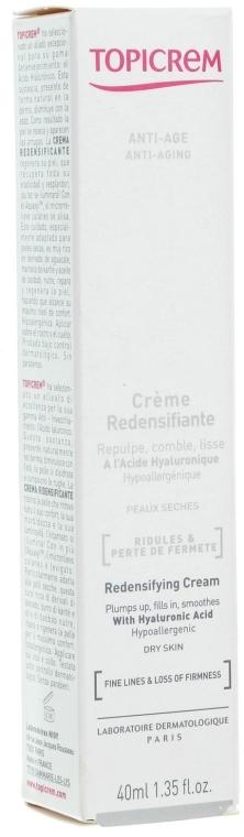 Крем для активного зволоження з ефектом ліфтингу - Topicrem Anti-Aging Cream Redensifying — фото N3