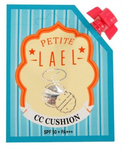 СС-кушон - Petite Lael CC Cushion PF50+ PA+++ (запасной блок)