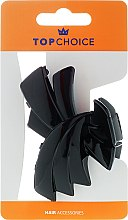 Духи, Парфюмерия, косметика Заколка для волос, черная - Top Choice Hair Claw Clip 25549