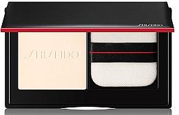 Духи, Парфюмерия, косметика Матирующая пудра для лица - Shiseido Synchro Skin Invisible Silk Pressed Powder