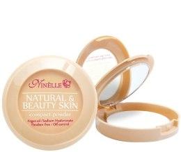 Духи, Парфюмерия, косметика Пудра компактная - Ninelle Natural & Beauty Skin