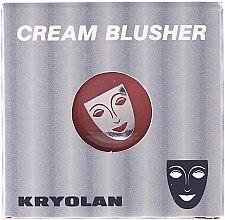 Духи, Парфюмерия, косметика Кремовые румяна - Kryolan Cream Blusher