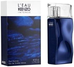 Духи, Парфюмерия, косметика Kenzo L'Eau Kenzo Intense Pour Homme - Туалетная вода