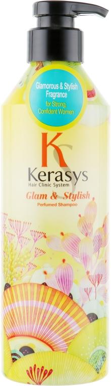 "Шампунь для волос ""Гламур"" - KeraSys Glam & Stylish Perfumed Shampoo"