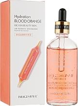 Духи, Парфюмерия, косметика Эссенция для лица с экстрактом красного апельсина - Images Blood Orange Fresh Moisturizing Essence