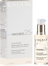 Духи, Парфюмерия, косметика Сыворотка для лица - Orlane Anagenese 25+ Morning Concentrate First Time-Fighting Serum