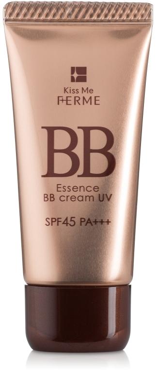 BB Крем - Isehan Kiss Me Ferme Essence BB Cream UV SPF45 PA +++