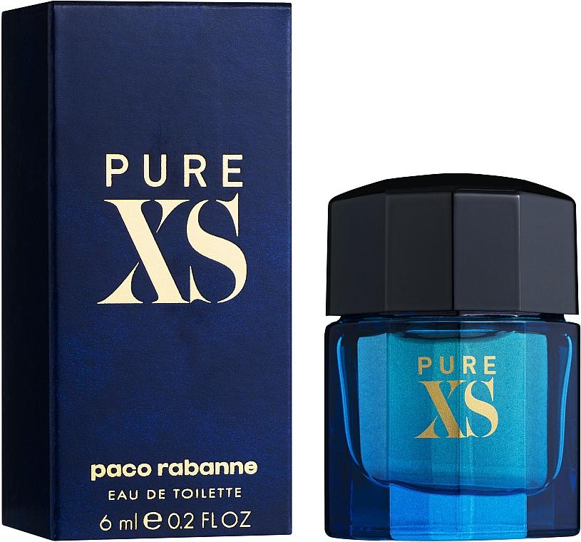Paco Rabanne Pure XS - Туалетная вода (мини)
