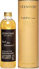 Духи, Парфюмерия, косметика Эликсир для ванны с 24-каратным золотом - Stenders 24 Carat Gold Bath Elixir