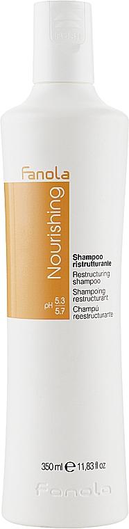 Реструктуризирующий шампунь для сухих волос - Fanola Nutry Care Restructuring Shampoo