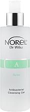 Духи, Парфюмерия, косметика Антибактериальный очищающий гель для лица - Norel Acne Antibacteril Cleansing Gel