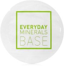 Духи, Парфюмерия, косметика Основа под макияж - Everyday Minerals Semi-Matte Base (пробник)