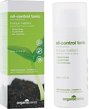 Духи, Парфюмерия, косметика Тоник для жирной кожи - Organic Series Oil-Control Tonic
