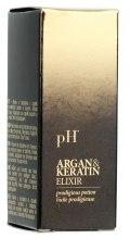 Духи, Парфюмерия, косметика Эликсир для волос - pH Laboratories Argan&Keratin Elixir (пробник)