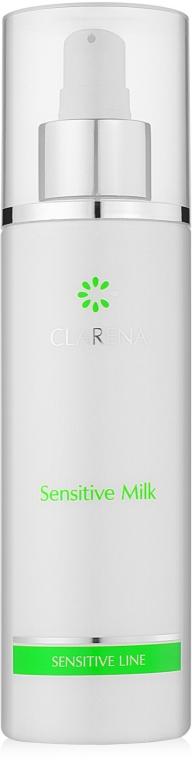 Деликатное молочко для демакияжа - Clarena Sensitive Line Sensitive Milk