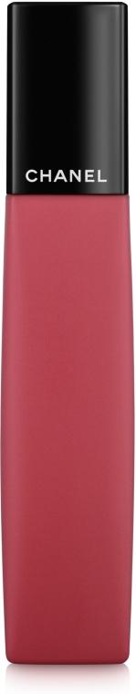 Жидкая матовая помада для губ с эффектом пудры - Chanel Rouge Allure Liquid Powder