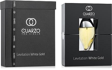 Cuarzo The Circle Levitation White Gold - Парфюмированная вода (тестер)
