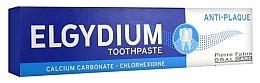 Духи, Парфюмерия, косметика Зубная паста - Elgydium Anti-Plaque Toothpaste