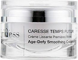 Духи, Парфюмерия, косметика Разглаживающий антивозрастной крем для лица - Qiriness Age-Defy Smoothing Cream
