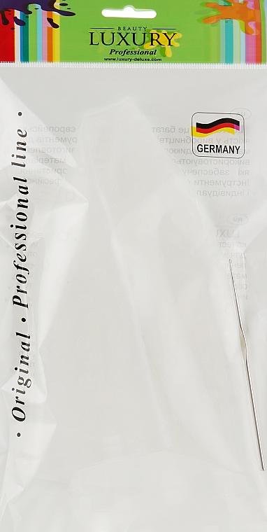 Шапочка для мелирования силиконовая с крючком, TC-02, прозрачная - Beauty LUXURY