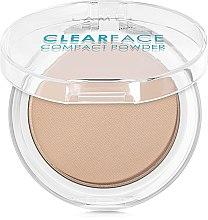 Парфумерія, косметика Пудра компактная антибактериальная - Lamel Professional Clearface Compact Powder (тестер)