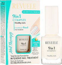 """Духи, Парфюмерия, косметика Комплекс 9 в 1 для ногтей """"Здоровье ногтей"""" - Revuele Nail Therapy"""