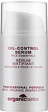 Духи, Парфюмерия, косметика Сыворотка для жирной кожи - Organic Series Oil-Control Serum (мини)