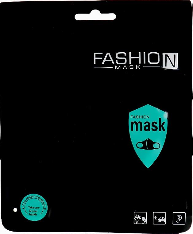 Маска-питта для лица, черная - Multi Mask