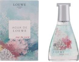 Духи, Парфюмерия, косметика Loewe Agua de Loewe Mar de Coral - Туалетная вода
