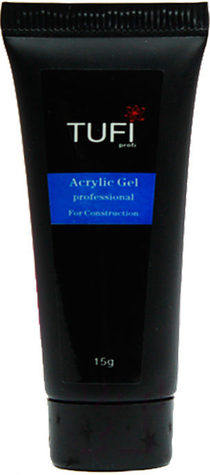 Акрил-гель для ногтей - Tufi Profi Acrylic Gel Professional