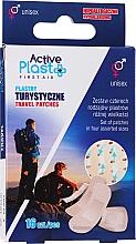 Духи, Парфюмерия, косметика Набор пластырей для путешествий - Ntrade Active Plast First Aid Travel Patches