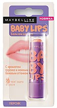Духи, Парфюмерия, косметика Бальзам для губ с цветом и запахом - Maybelline Baby Lips Lip Balm