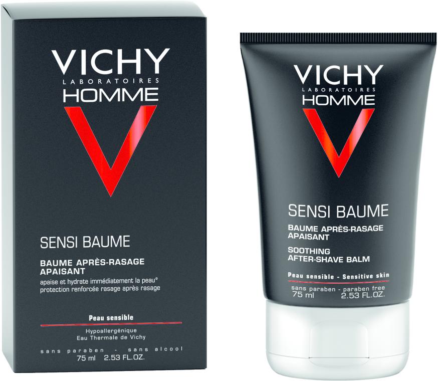 Бальзам после бритья - Vichy Homme Sensi-Baume After-Shave Balm