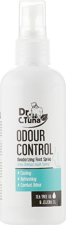 Спрей для ног - Farmasi Dr. C.Tuna