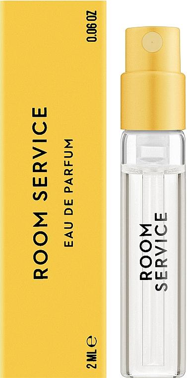 Vilhelm Parfumerie Room Service - Парфюмированная вода (пробник)