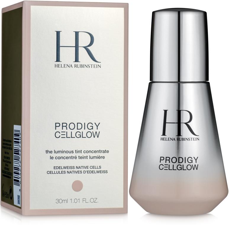 Тональное средство с эффектом сияния - Helena Rubinstein Prodigy Cellglow Luminous Tint Concentrate