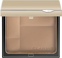Парфумерія, косметика Компактна мінеральна пудра з матуючим ефектом - Clarins Ever Matte Shine Control Mineral Powder Compact