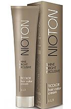 Духи, Парфюмерия, косметика Крем-краска для волос - Tico Professional Nioton Hair Color Cream