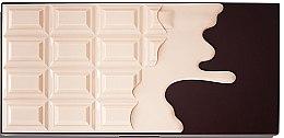 Духи, Парфюмерия, косметика Палетка теней для век, 18 оттенков - I Heart Revolution Chocolate Palette