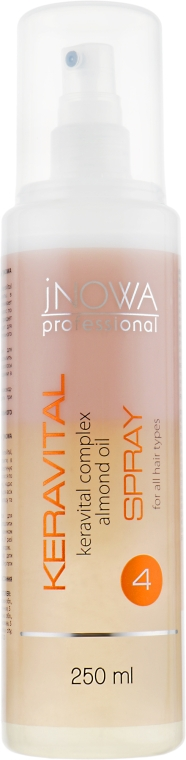 Двухфазный кондиционер-спрей - jNOWA Professional Keravital Spray