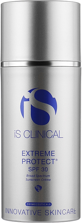 Крем солнцезащитный - iS Clinical Extreme Protect SPF 30