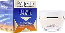 Духи, Парфюмерия, косметика Увлажняющая маска для лица - Perfecta Hydro Magnetic Face Mask