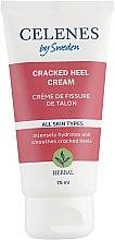 Духи, Парфюмерия, косметика Крем против трещин на пятках - Celenes Herbal Cracked Heel Cream All Skin Types