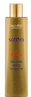 Бальзам-маска - Demira Professional Saflora Repair Therapy (пробник)
